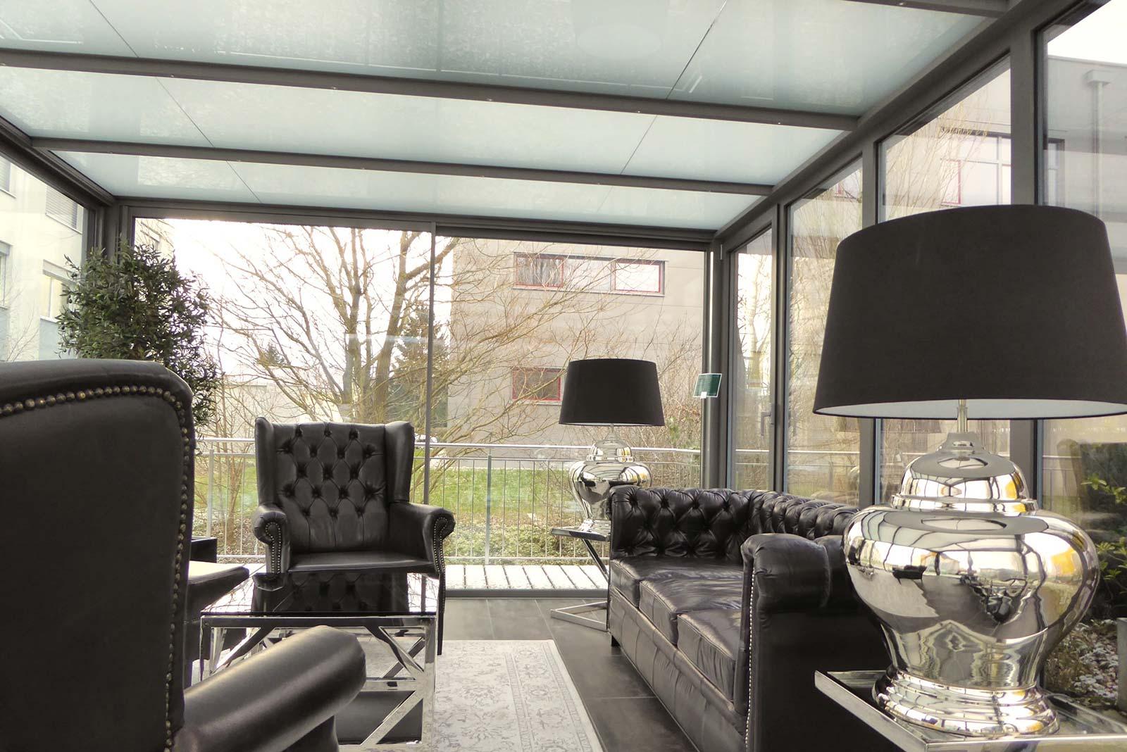 WIGASOL - Ma véranda : WIGASOL véranda Design en aluminium
