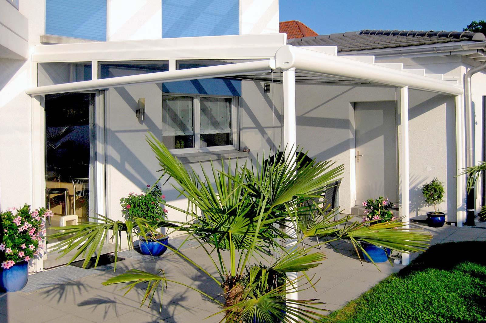 WIGASOL - Ma véranda : WIGASOL couverture de terrasse